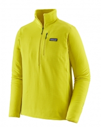 Patagonia R1 Pullover (chartreuse)