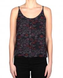 Iriedaily Flowerbirds Top (black)