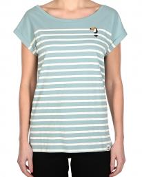 Iriedaily Tucan Stripe T-Shirt (beryl)