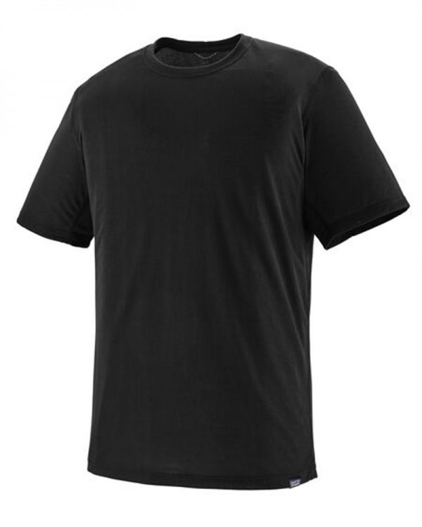Patagonia Capilene Cool Trail T-Shirt (black)