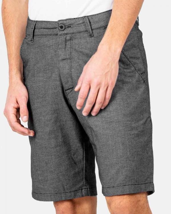 Reell Flex Grip Chino Short (superior black)