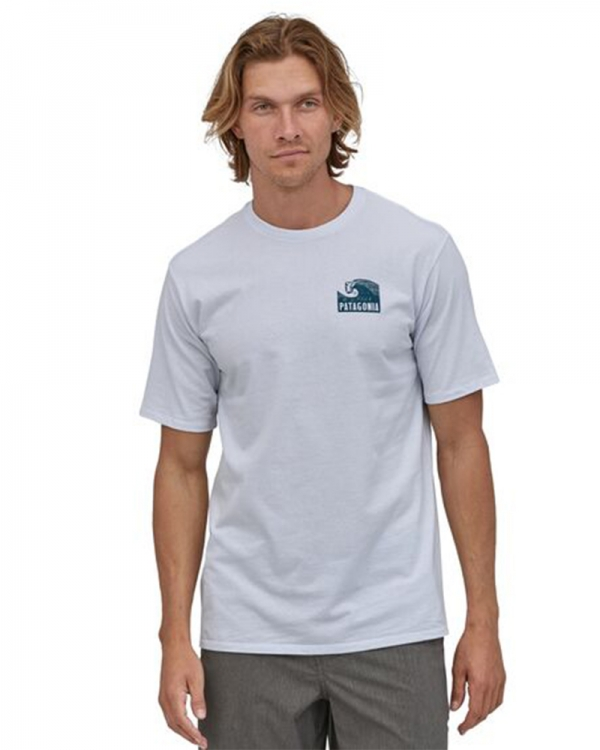 Patagonia Ditch The Drill Responsibili T-Shirt (white)