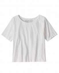 Patagonia W Cotton In Conversion T-Shirt (white)