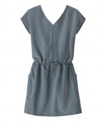 Patagonia W Organic Cotton Roaming Dress (plume grey)