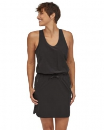 Patagonia W Fleetwith Dress (black)