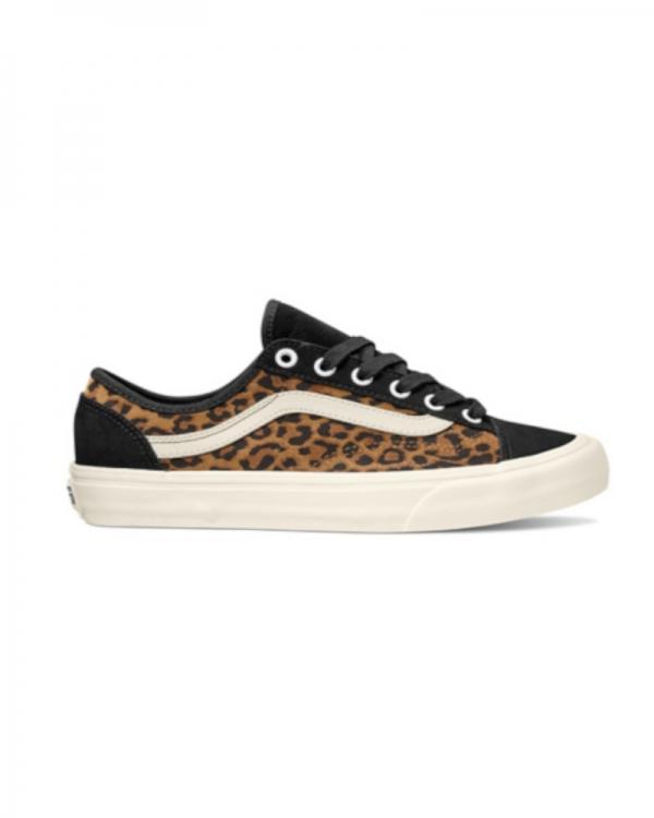Vans Style 36 Decon SF (suede leopard/chipmunk/marshmallow)