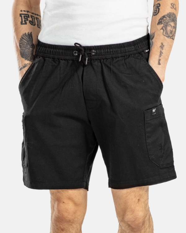 Reell Reflex Easy Cargo Short (black)
