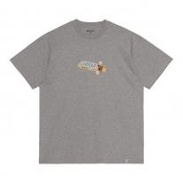 Carhartt WIP Chocolate Bar T-Shirt (grey heather)