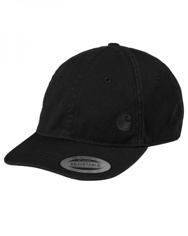Carhartt WIP Mason Logo Cap (black)