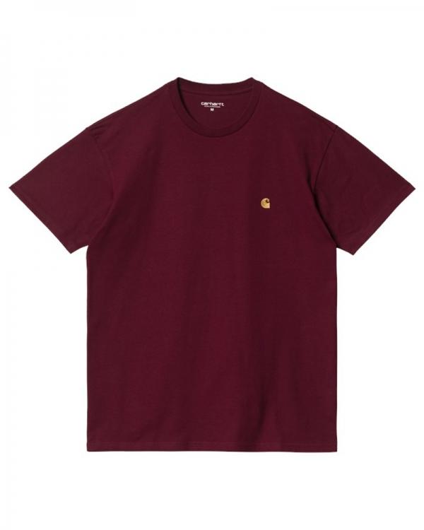 Carhartt WIP Chase T-Shirt (jam/gold)