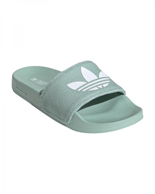 Adidas Adilette Lite W (hazy green/footwear white/footwear white)