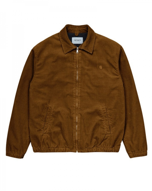 Carhartt WIP Madison Jacket (twany/twany rinsed)