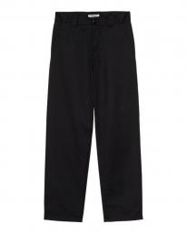 Carhartt WIP W Master Pant (black rinsed)
