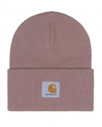 Carhartt WIP Acrylic Watch Hat Beanie (earthy pink)