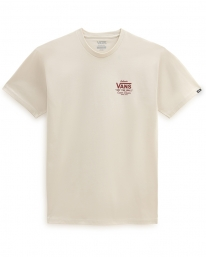 Vans Holder Street Classic T-Shirt (oatmeal/port royale)