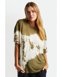 Brixton W Montauk Oversized T-Shirt (military olive)