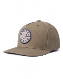 Brixton Crest C MP Cap (military olive)
