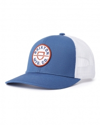 Brixton Crest X MP Mesh Cap (slate/white)
