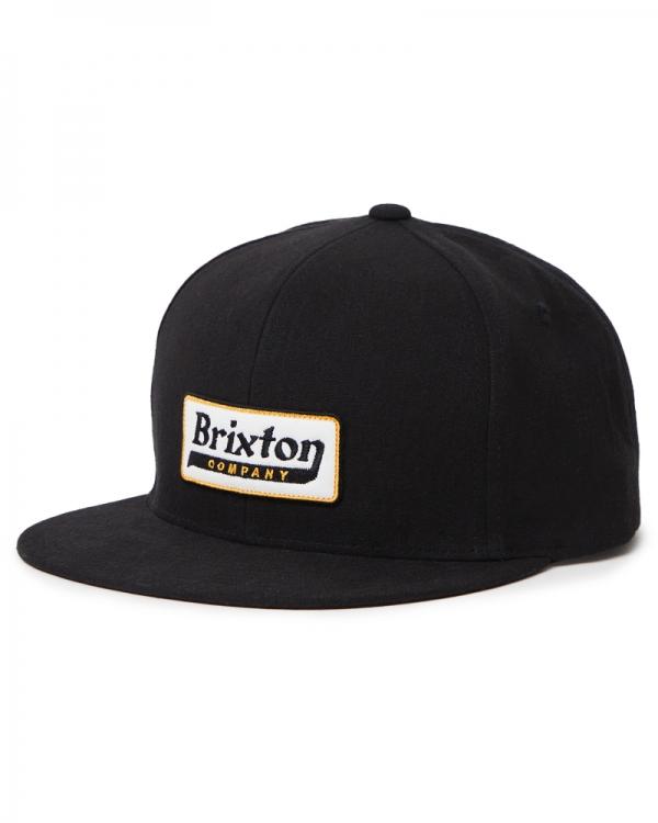 Brixton Steadfast HP Cap (black)