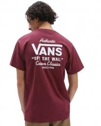 Vans Holder Street Classic T-Shirt (burgundy)