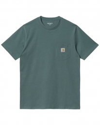 Carhartt WIP Pocket T-Shirt (eucalyptus)