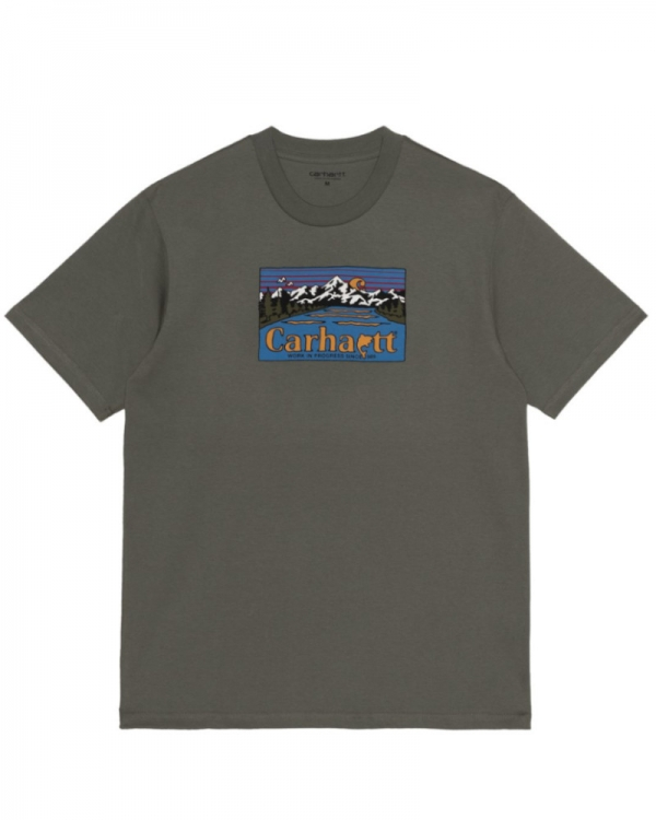 Carhartt WIP Great Outdoors T-Shirt (thyme)