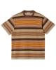 Carhartt WIP Tuscon T-Shirt (tuscon stripe/offroad)