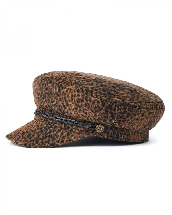 Brixton Ashland Cap (leopard)