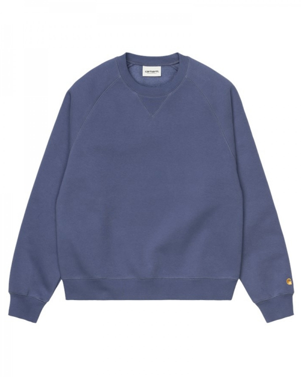 Carhartt WIP W Chase Sweater (cold viola/gold)