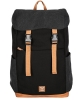 Iriedaily Heavy Treckpack Rucksack (black melange)
