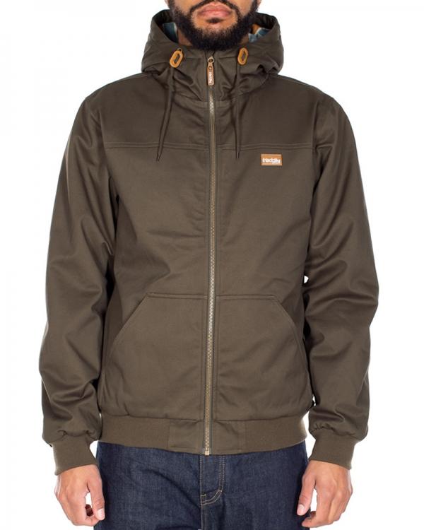 Iriedaily Wonderer Jacket (night olive)