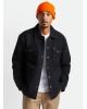Brixton Bowery Lined Jacket (black)