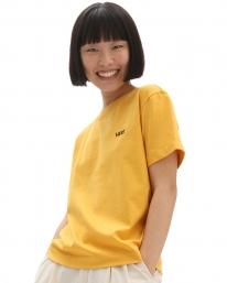 Vans V Boxy  T-Shirt (golden glow)