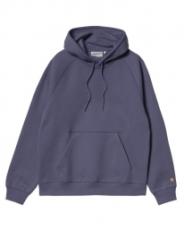 Carhartt WIP W Chase Hoodie (cold viola/gold)