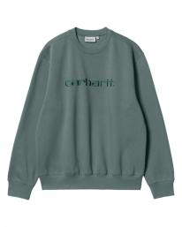 Carhartt WIP Sweat Sweater (eucalyptus/frasier)