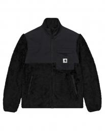 Carhartt WIP W Jackson Sweat Jacket (black)