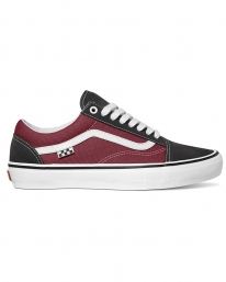 Vans Skate Old Skool (asphalt/pomegranate)