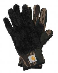Carhartt WIP Jackson Gloves (black/camo unite)