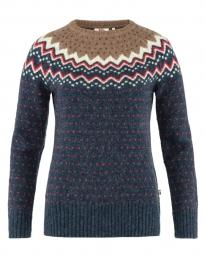 Fjällräven W Övik Knit Sweater (navy)