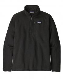 Patagonia Better Sweater 1/4 Zip (black)