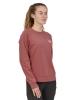 Patagonia W Alpine Icon Regenerative Organic Pilot Cotton Sweater (rosehip)