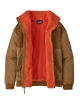 Patagonia W Shelled Synchilla Jacket (nest brown)