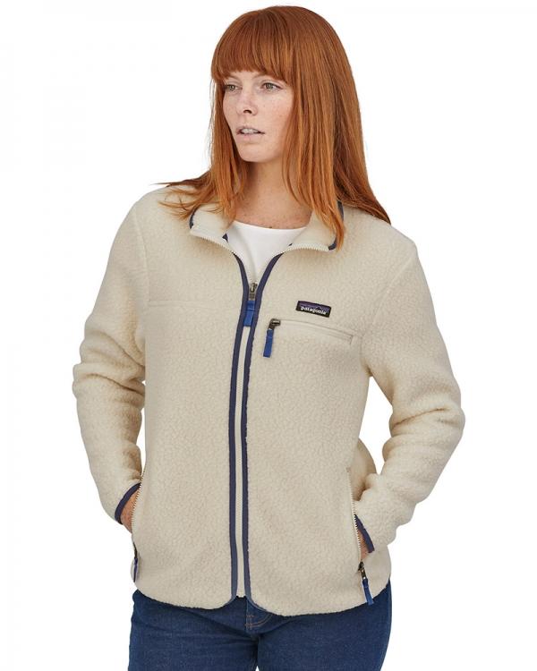 Patagonia W Retro Pile Jacket (natural)