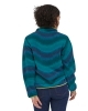 Patagonia W Lightweight Synchilla Snap-T Fleece Sweater (aurora/dark borealis green)
