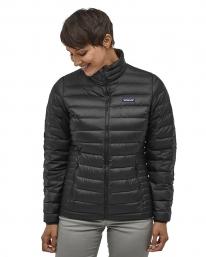 Patagonia W Down Sweater Jacket (black)