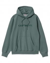 Carhartt WIP Sweat Hoodie (eucalyptus/frasier)