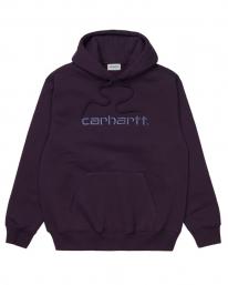 Carhartt WIP Sweat Hoodie (dark iris/cold viola)