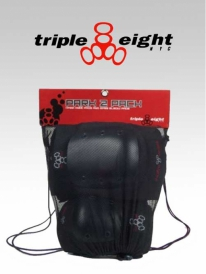 Triple Eight Park 2 Protection Set M (black)