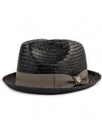 Brixton Castor Hat (black/taupe)