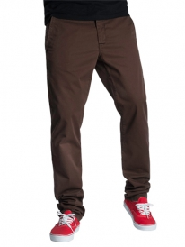 Reell Grip Tapered Chino Hose (chocolate brown)